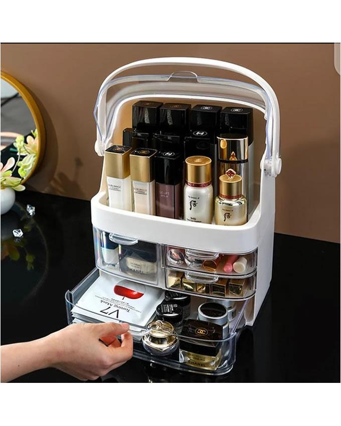 Makeup Box Large Capacity Cosmetic