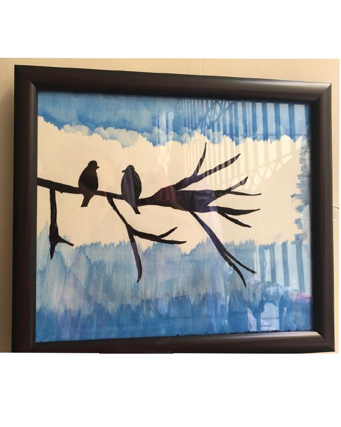 Buy Original Handmade Home Decor Wall Painting Bp162 Online At